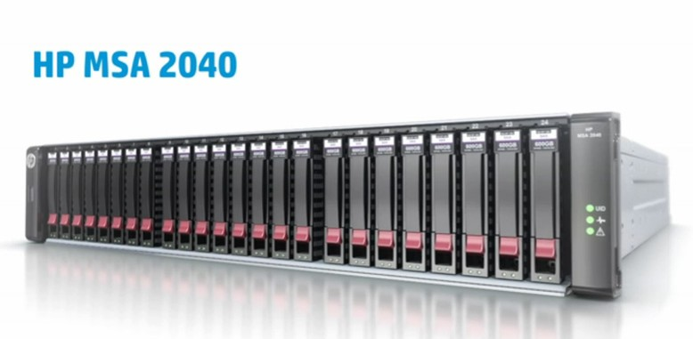 Instalación y Configuración MSA2040 step-by-step (parte 1)