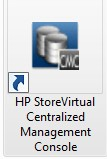 HP VSA Instalación StoreVirtual Centralized Management