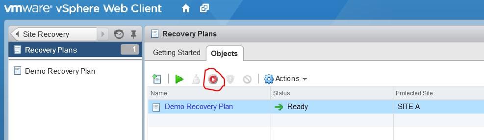 Instalación Site Recovery Manager (SRM) Parte 5