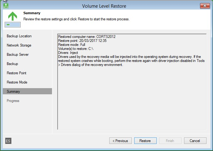 Instalación de Veeam Agent para Windows (Parte 3) - 17