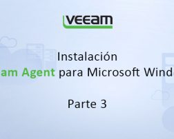 Instalación Veeam Agent para Windows (Parte 3)