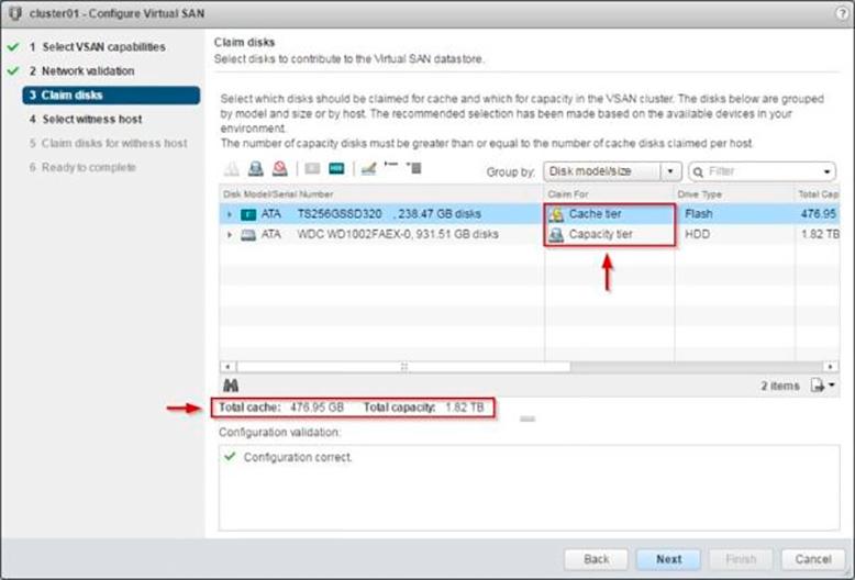 Cómo configurar VMware vSAN (Parte 3) 6