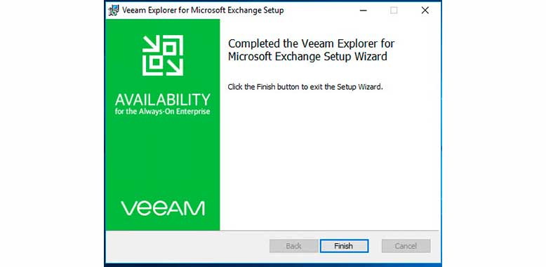 Instalación Veeam Backup para Office 365 (Parte 1) 16