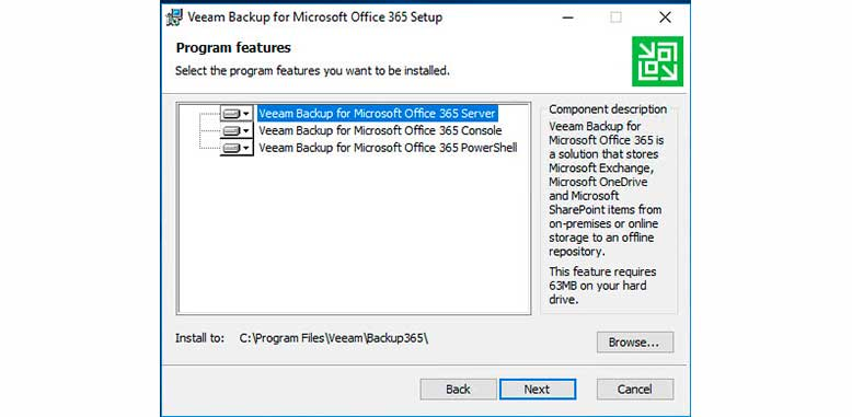 Instalación Veeam Backup para Office 365 (Parte 1) 4
