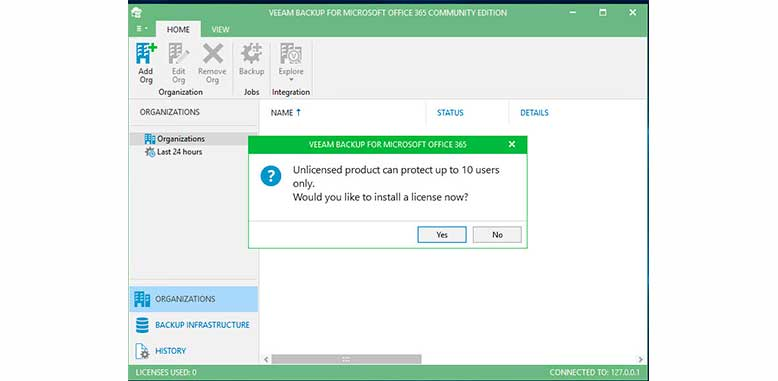 Instalación Veeam Backup para Office 365 (Parte 1) 8
