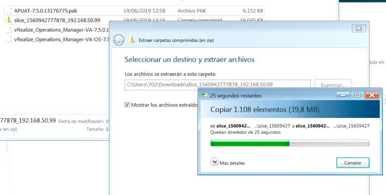 Actualización vRealize Operations Manager 7.5 (Parte 1) 14