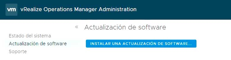 Actualización vRealize Operations Manager 7.5 (Parte 1) 3