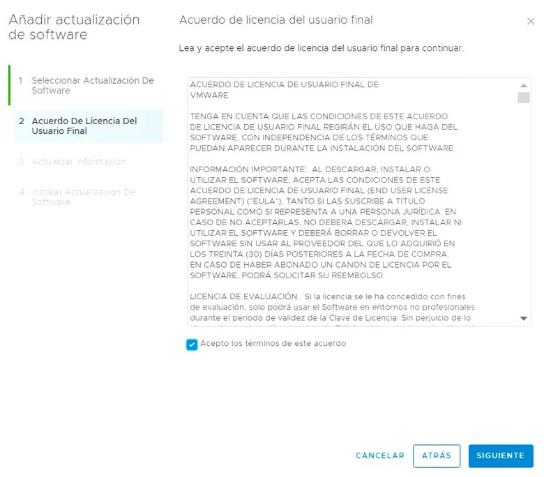 Actualización vRealize Operations Manager 7.5 (Parte 1) 8