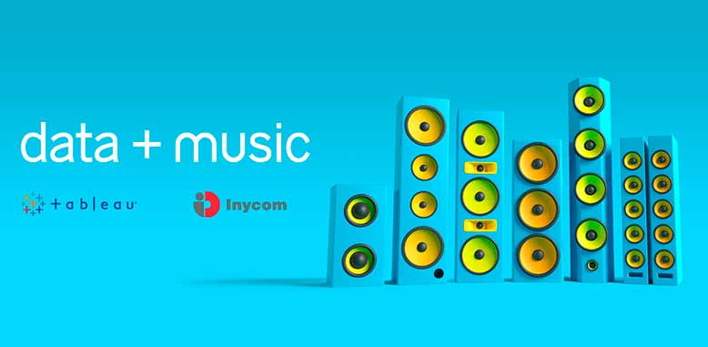 Tableau: Music in your eyes