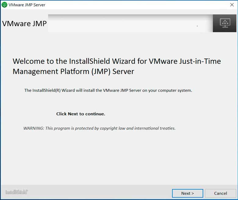 Instalación y Configuración VMware JMP 2