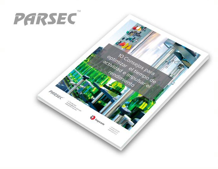 Descarga tu Whitepaper MES TrakSYS by Parsec