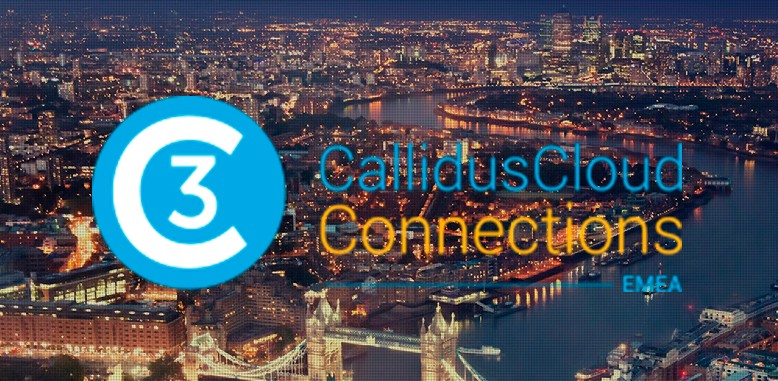 CALLIDUSCLOUD CONNECTIONS EMEA 2016