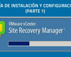 Cómo instalar Site Recovery Manager