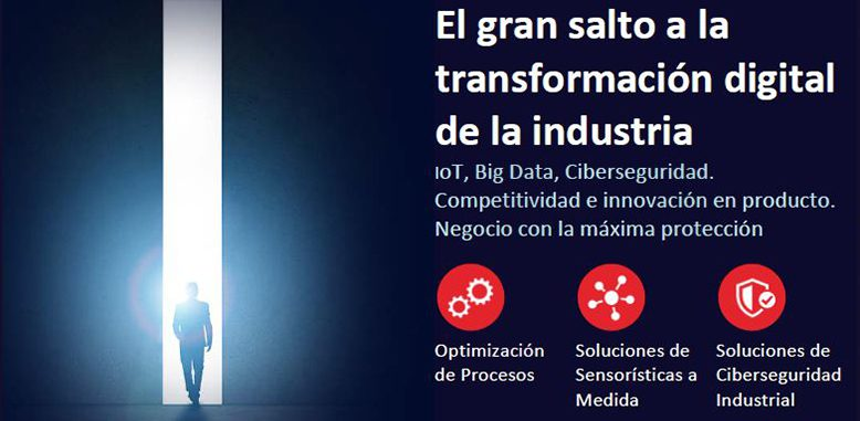 EL SALTO A LA TRANSFORMACIÓN DIGITAL DE LA INDUSTRIA