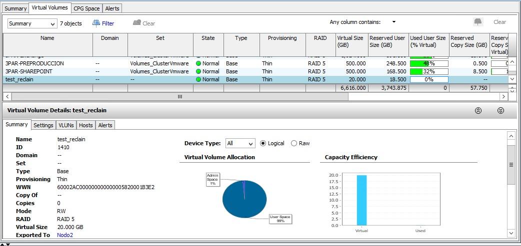 Cómo recuperar espacio no usado en VMware 6.0 - 12