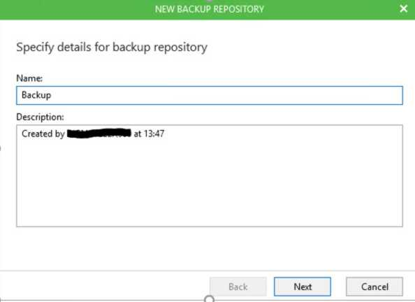 Instalación Veeam Backup Office365 Parte 2-7