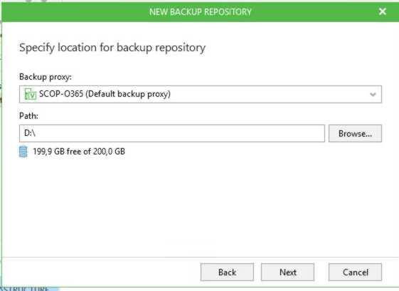 Instalación Veeam Backup Office365 Parte 2-8