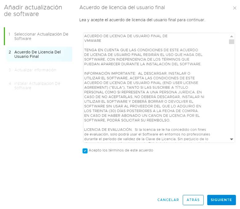 Actualización vRealize Operations Manager 7.5 (Parte 2) 5