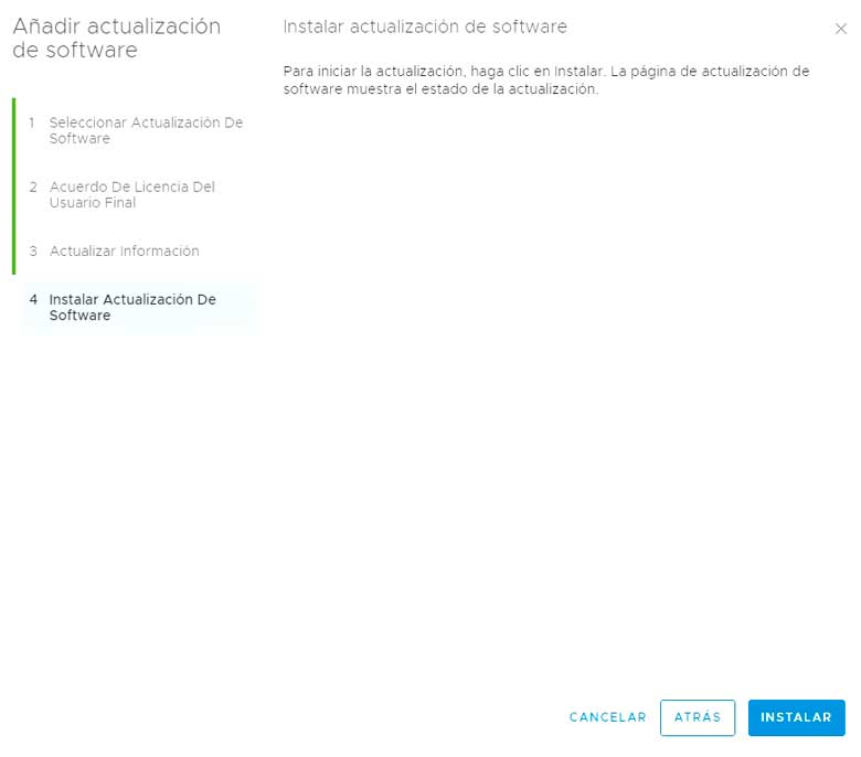 Actualización vRealize Operations Manager 7.5 (Parte 2) 7