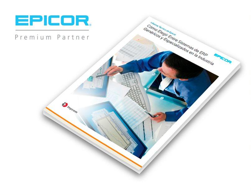 Descarga tu Whitepaper ERP Epicor